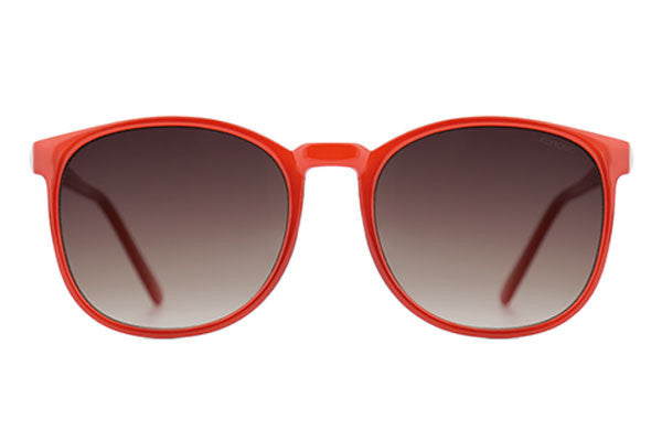 Komono - Urkel Milky Red Sunglasses