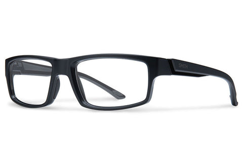 Smith - Vagabond Matte Black Rx Glasses