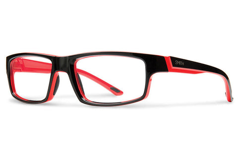 Smith - Vagabond Black Red Rx Glasses