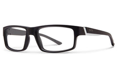 Smith - Vagabond Matte Black White Rx Glasses