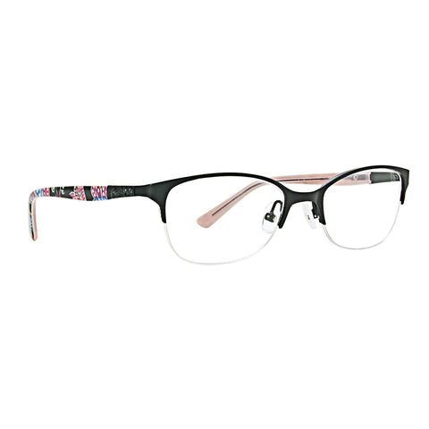 Vera Bradley - Joy 48mm Alpine Floral Eyeglasses / Demo Lenses