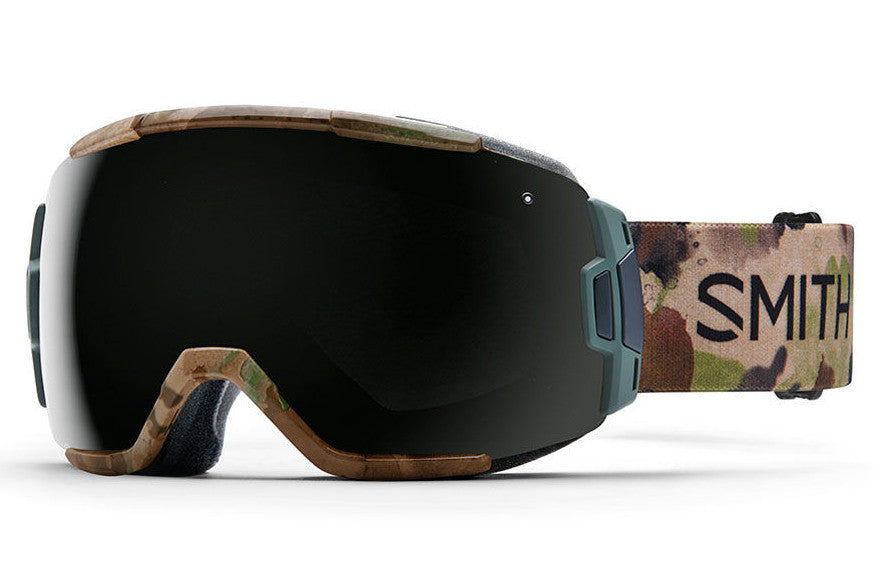 Smith - Vice Haze Goggles, Blackout Lenses