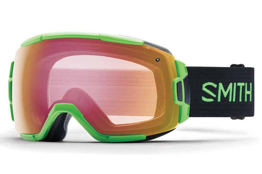 Smith - Vice Reactor Goggles, Red Sensor Mirror Lenses