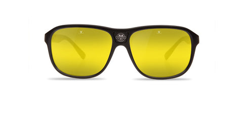 Vuarnet - Legend 03 Matte Black Sunglasses / Nightlynx Lenses