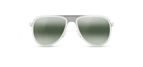 Vuarnet - Glacier Light Grey Sunglasses / Greylynx Lenses