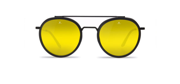 Vuarnet - Edge 1613 Matte Black Sunglasses / Nightlynx Lenses