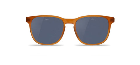 Vuarnet - District 1618 Amber Sunglasses / Blue Polarized Lenses