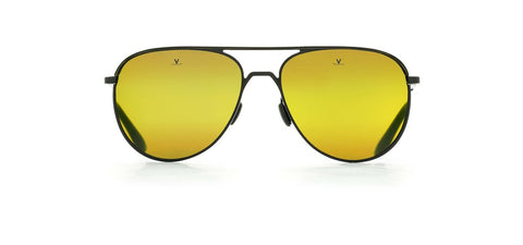 Vuarnet - Cap 1813 Black Sunglasses / Nightlynx Lenses