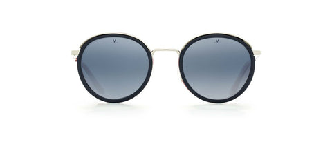 Vuarnet - Cap 1818 Blue Sunglasses / Blue Polarlynx Lenses