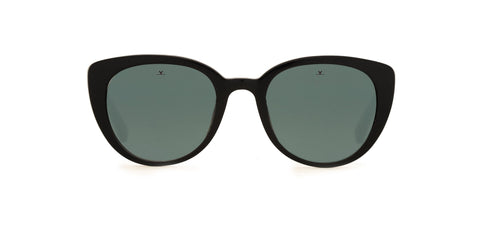 Vuarnet - District 1923 Black Sunglasses / Pure Grey Lenses