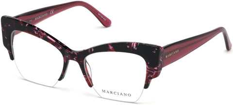 Marciano - GM0329 Pink Eyeglasses / Demo Lenses