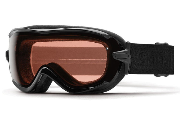 Smith - Virtue Black Eclipse Goggles, RC36 Lenses