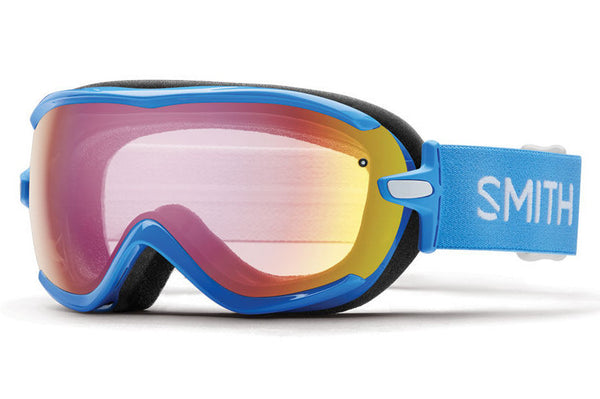 Smith - Virtue French Blue Static Goggles, Red Sensor Mirror Lenses
