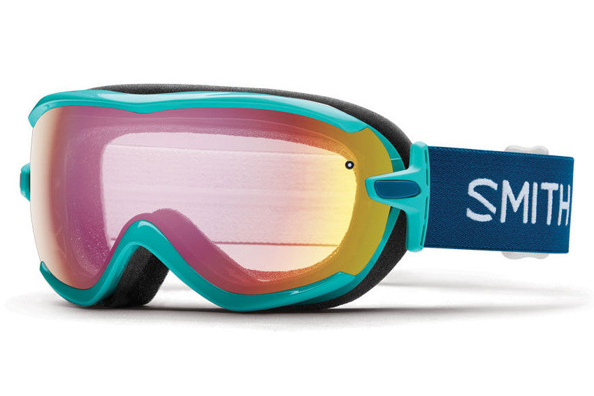 Smith - Virtue Opal Static Goggles, Red Sensor Mirror Lenses