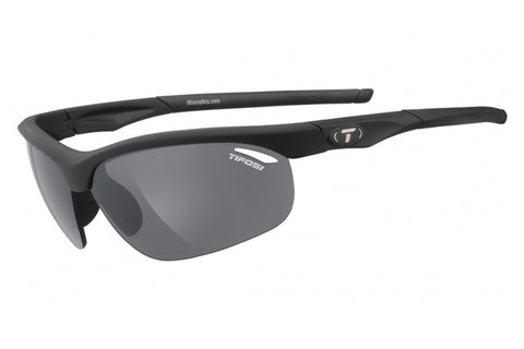 Tifosi - Veloce Matte Black Sunglasses, Interchangeable AC Red / Clear / Smoke Lenses