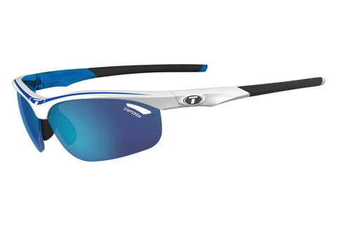 Tifosi - Veloce Race Blue Sunglasses, Interchangeable AC Red / Clarion Blue / Clear Lenses