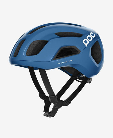POC - VENTRAL AIR SPIN Medium Matte Stibium Blue Bike Helmet
