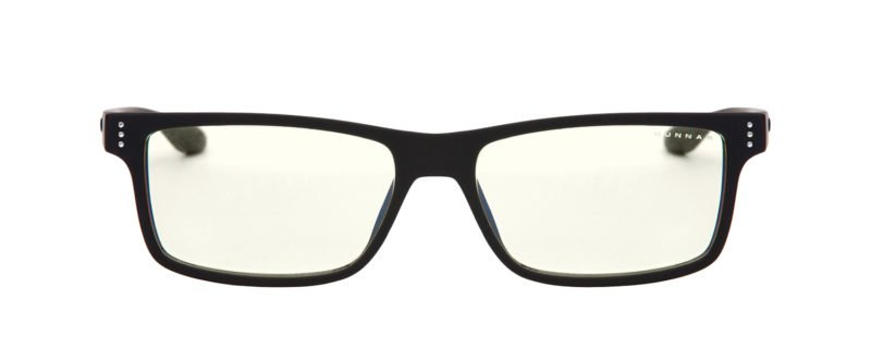 Gunnar - Vertex Onyx Eyeglasses / Liquet Blue Light Lenses