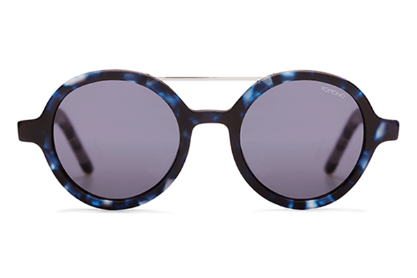 Komono - The Vivien Indigo Demi Sunglasses