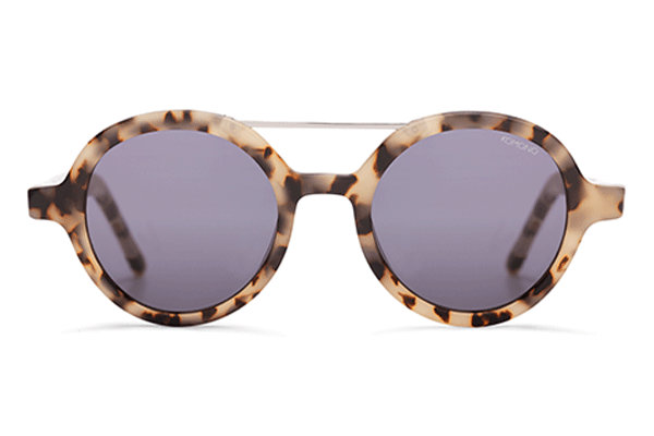 Komono - The Vivien Ivory Demi Sunglasses