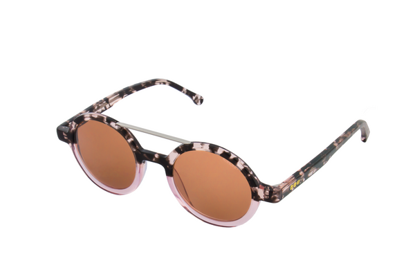 Komono - The Vivien Rose Dust Sunglasses