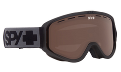 Spy - Woot Matte Black Snow Goggles / Bronze Lenses