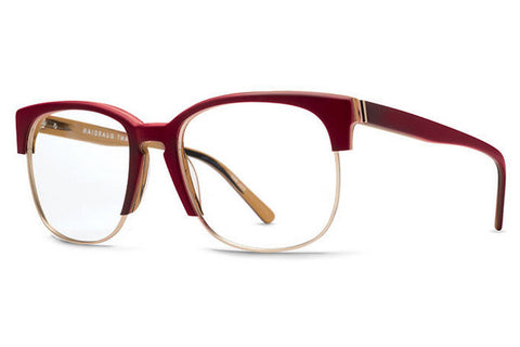 VonZipper - Avant Guardian Red/Clear REC Rx Glasses
