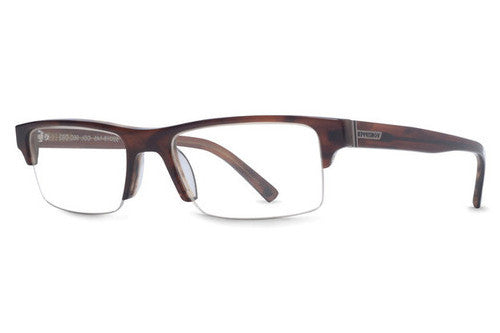 VonZipper Secret Handshake Tortoise Gloss Rx Glasses