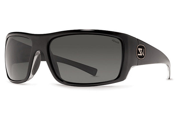 VonZipper - Suplex Black Crystal PBU Sunglasses, Wildlife Vintage Polarized Lenses
