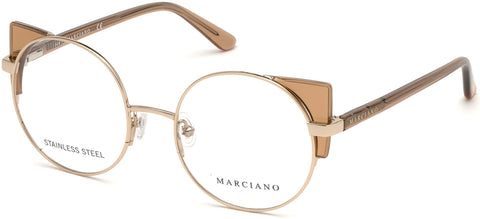 Marciano - GM0332 Gold Eyeglasses / Demo Lenses