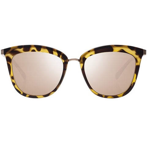 Le Specs - Caliente Syrup Tortoise Sunglasses / Copper Mirror Lenses