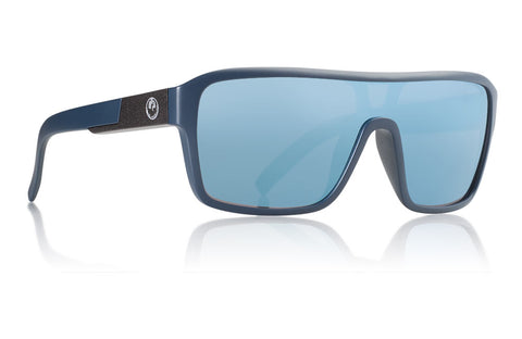 Dragon - Remix Matte Deep Navy Sunglasses / Blue Sky Ion Lenses