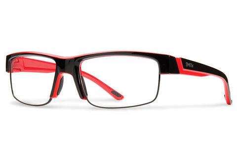 Smith - Wanderer Black Red Rx Glasses