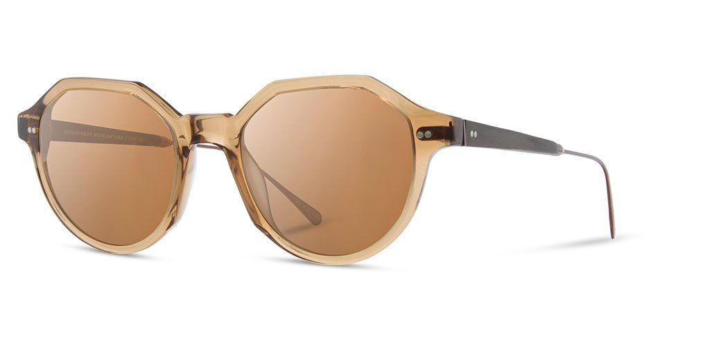 94bd4e42cad ... Shwood - Powell Copper Crystal Sunglasses   Brown Polarized Lenses ...