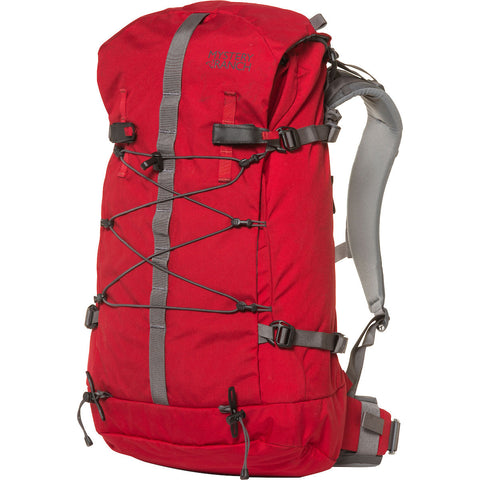 Mystery Ranch - Scepter 35 S-M Cherry Climbing Pack