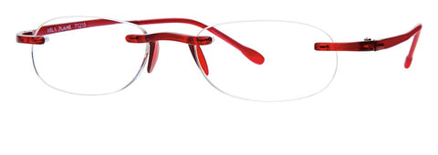Scojo - Gels Flame Reader Eyeglasses / +1.00 Lenses