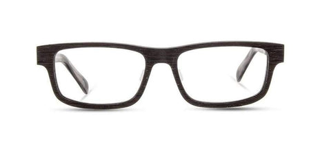 Shwood - Fremont Wood Dark Walnut Eyeglasses / Demo Lenses