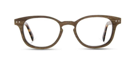 Shwood - Quimby Wood Walnut Eyeglasses / Demo Lenses