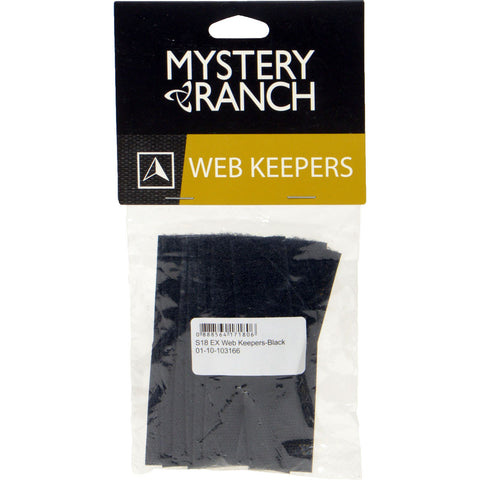 Mystery Ranch - Web Keepers Black Bag Strap