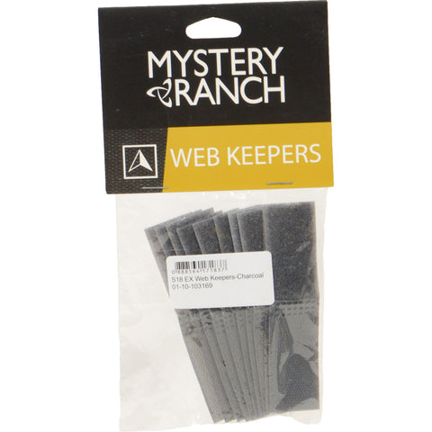 Mystery Ranch - Web Keepers Charcoal Bag Strap