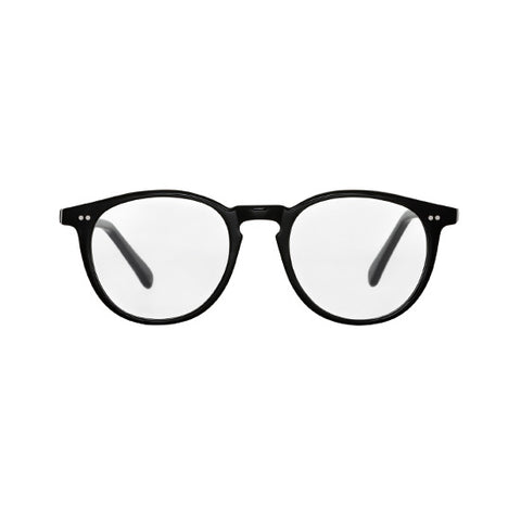 Spektre - Ethan Black Sunglasses / Clear Lenses