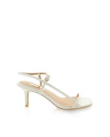 BiLLiNi - Women's Wynne White Heels