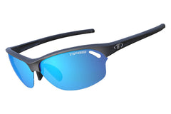 Tifosi - Wasp Matte Black Sunglasses, Interchangeable AC Red / Clarion Blue / Clear Lenses