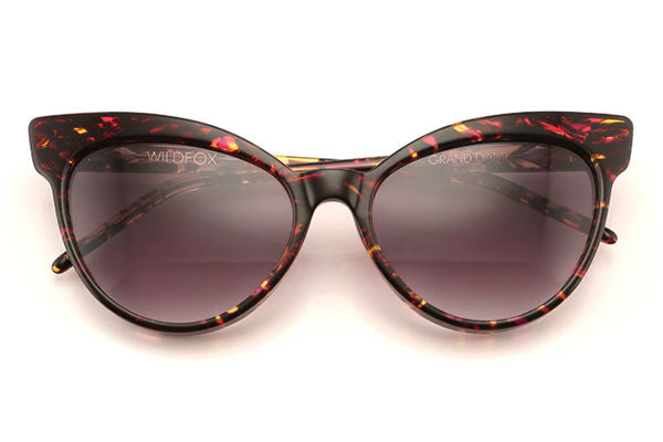 Wildfox - Grand Dame Montage Sunglasses