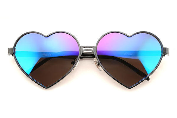 Wildfox - Lolita Deluxe Black Sunglasses