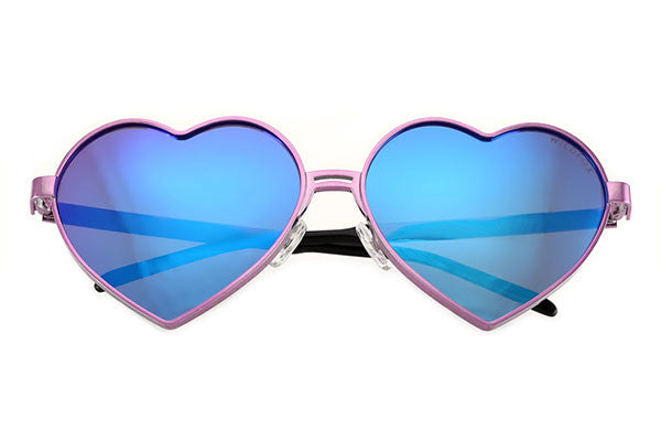Wildfox - Lolita Deluxe Purple Sunglasses