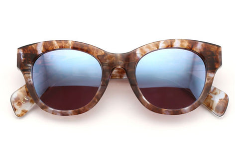Wildfox - Monroe Deluxe Coconut Sunglasses