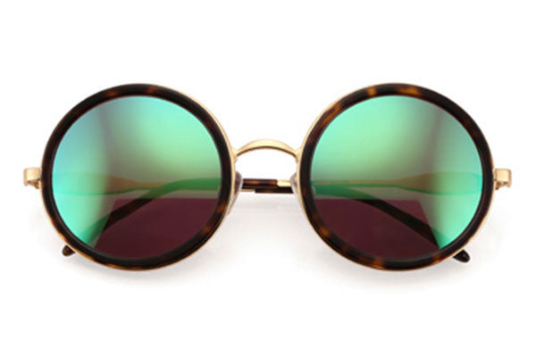 Wildfox Ryder Deluxe Gold & Tortoise Sunglasses