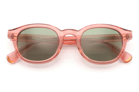 Wildfox - Smart Fox Rosewater Sunglasses