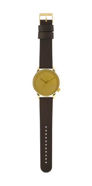 Komono - Winston Gold Watch